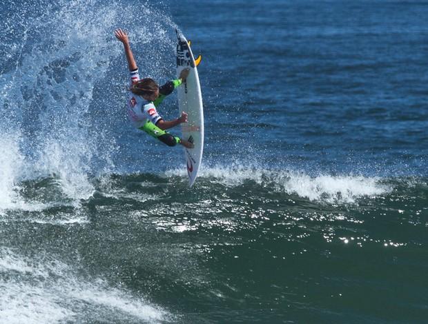surfe matt wilkinson é o campeão do Quiksilver Saquarema Prime (Foto: Daniel Smorigo / ASP)
