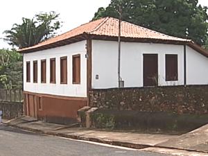 casarão Estrela do Sul (Foto: Reprodução/TV Integração)