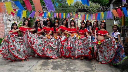 Carimbó é tradição do Pará no Piauí há dez anos com o grupo Flôr de Liz