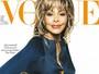Aos 73 anos, Tina Turner é capa da 'Vogue' pela primeira vez