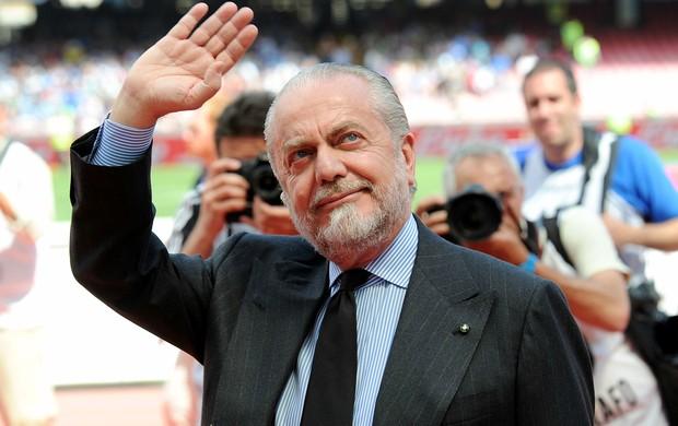 Aurelio De Laurentiis presidente Napoli (Foto: Getty Images)