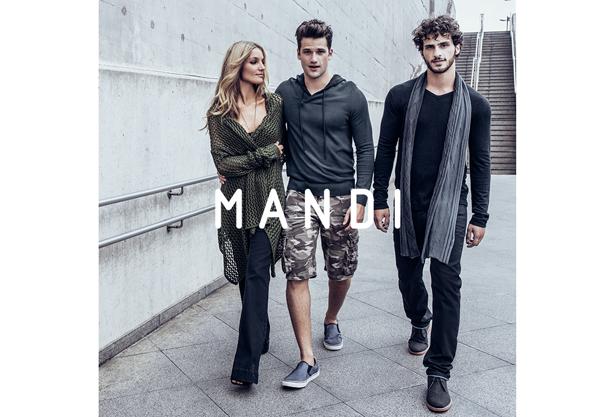 On the road: vem ver a campanha de inverno 2015 da Mandi