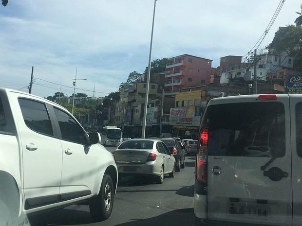 Adente Ogunjá, Salvador. Bahia (Foto: Valma Silva / G1)