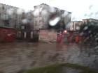 Chuva causa transtornos na Região Metropolitana de Porto Alegre
