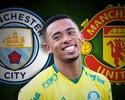 Jornal de Manchester vê Gabriel Jesus mais perto do City do que do United