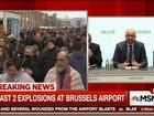 Bélgica foi atingida por atentados 'covardes', afirma primeiro-ministro