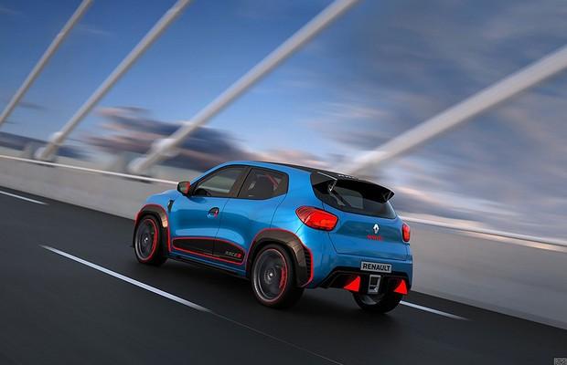 Renault Kwid Racer (Foto: Renault)