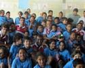 São-paulinos alegram 70 crianças de instituição goiana