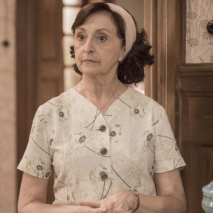 Ana Lucia Torre será Dona Camélia (Foto: Globo)