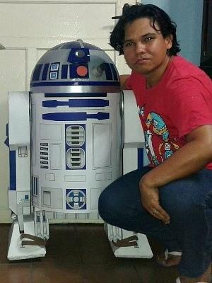 Humberto Valência ministrará um curso de robótica em Manaus   (Foto: Arquivo Pessoal)