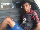 Homem que matou ex-mulher grávida com cinco facadas é preso em RR