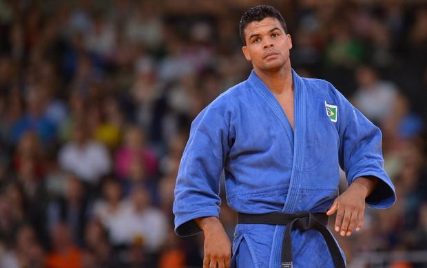 Luciano Corrêa judô (Foto: AFP)