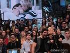 Xuxa antecipa presente do Dia dos Namorados e surpreende Junno