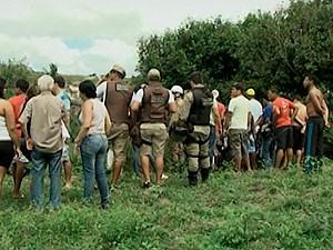 Garoto (Foto: Reprodução/TV Santa Cruz)