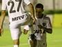 """Luan enaltece Robinho: """"É o melhor em atividade do futebol brasileiro"""""""