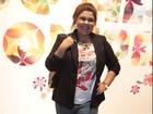Vídeo: Fabiana Karla dá dicas para o guarda-roupa das gordinhas