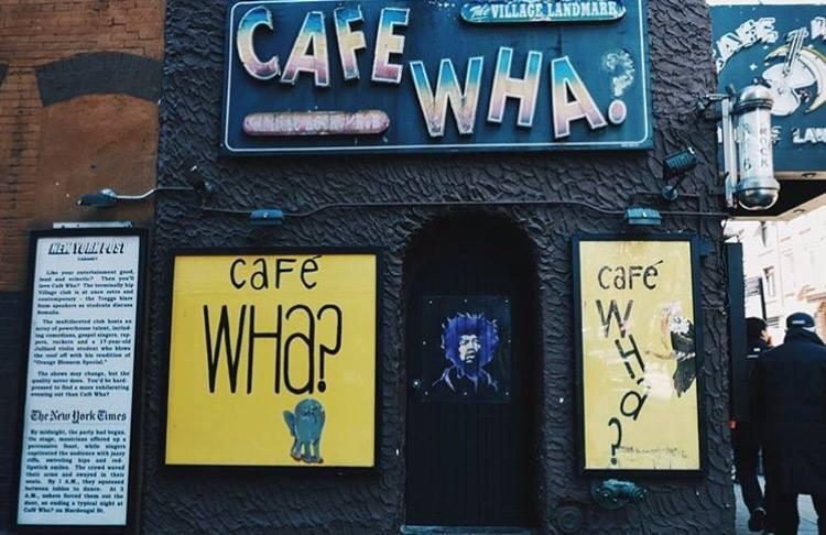 Café Wha