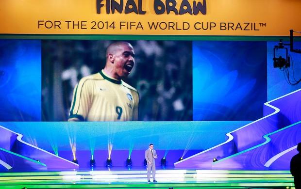 Ronaldo sorteio Copa do Mundo