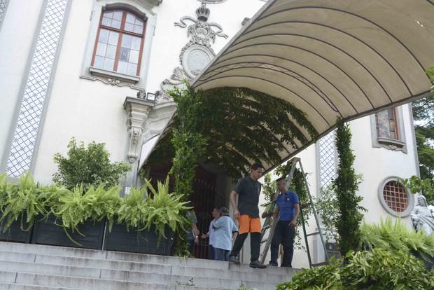Casamento de Thiaguinho e Fernanda Souza (Foto: Leo Franco / AgNews)