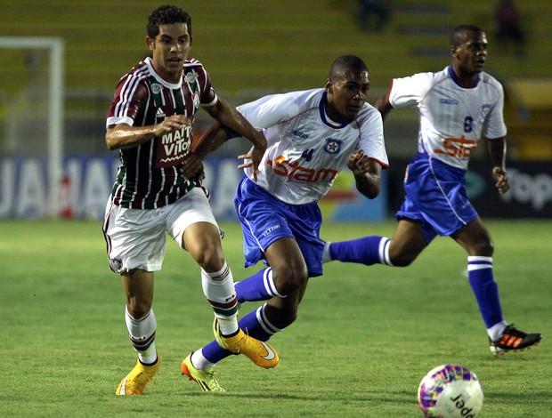 Fluminense x Friburguense em volta redonda (Foto: Nelson Perez / Flickr do Fluminense)
