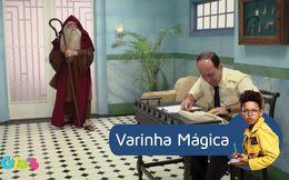 A Varinha Mágica