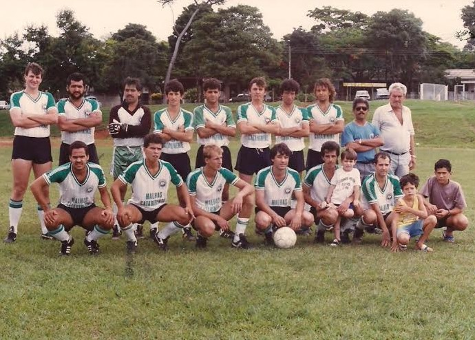 Presidente Prudente Futebol Clube PPFC 25 anos (Foto: Arquivo Pessoal)