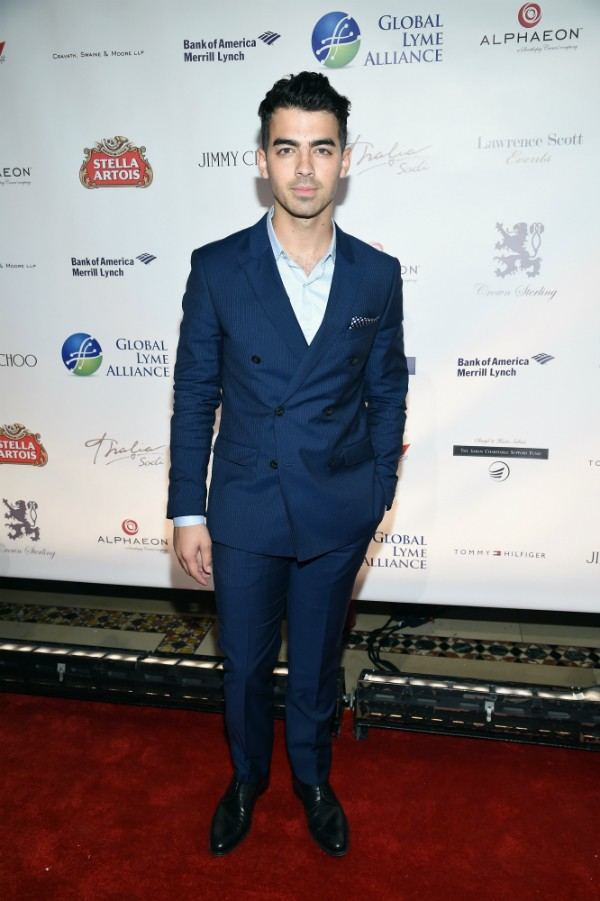O cantor Joe Jonas (Foto: Getty Images)