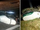 Fim de semana soma 10 mortos em acidentes nas estradas do RN