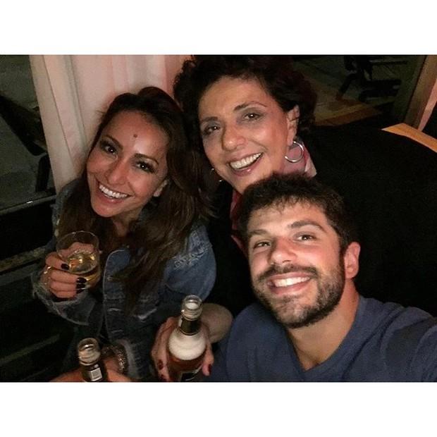 Sabrina Sato, Duda Nagle e Leda Nagle (Foto: Reprodução/Instagram)