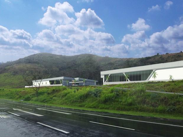 Petrópolis vai ganhar complexo industrial e comercial em Itaipava (Foto: Divulgação/Ascom PMP)