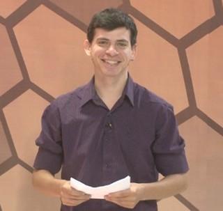 Flávio Meireles (Foto: Arquivo pessoal)