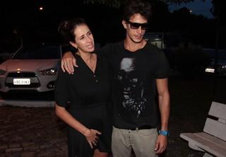 Amanda e Guilherme (Foto: Celso Tavares / EGO)