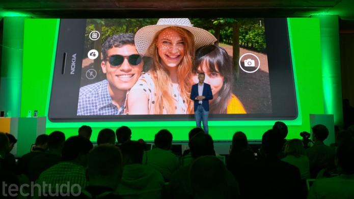 Microsoft MoreLumia Lumia 730 (Foto: Fabrício Vitorino/TechTudo)