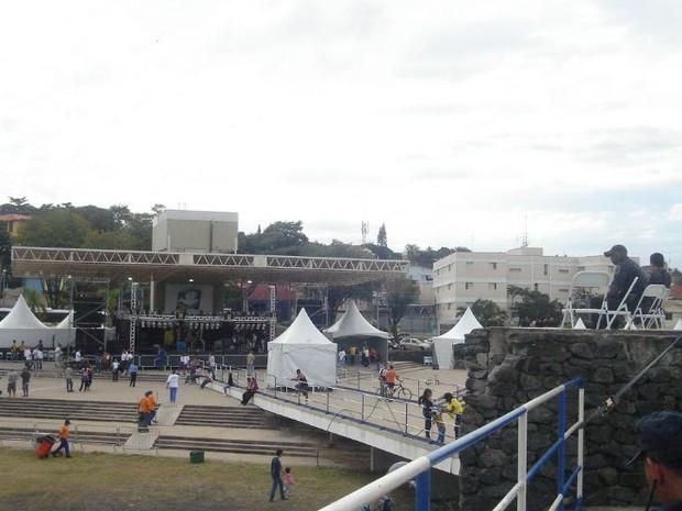 Prefeitura cancela shows da Virada Cultural Paulista em Campinas, SP (Foto: Prefeitura de Campinas)