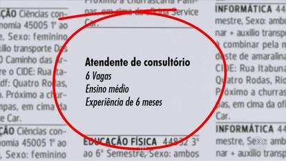 Confira vagas de trabalho para Salvador e Lauro de Freitas