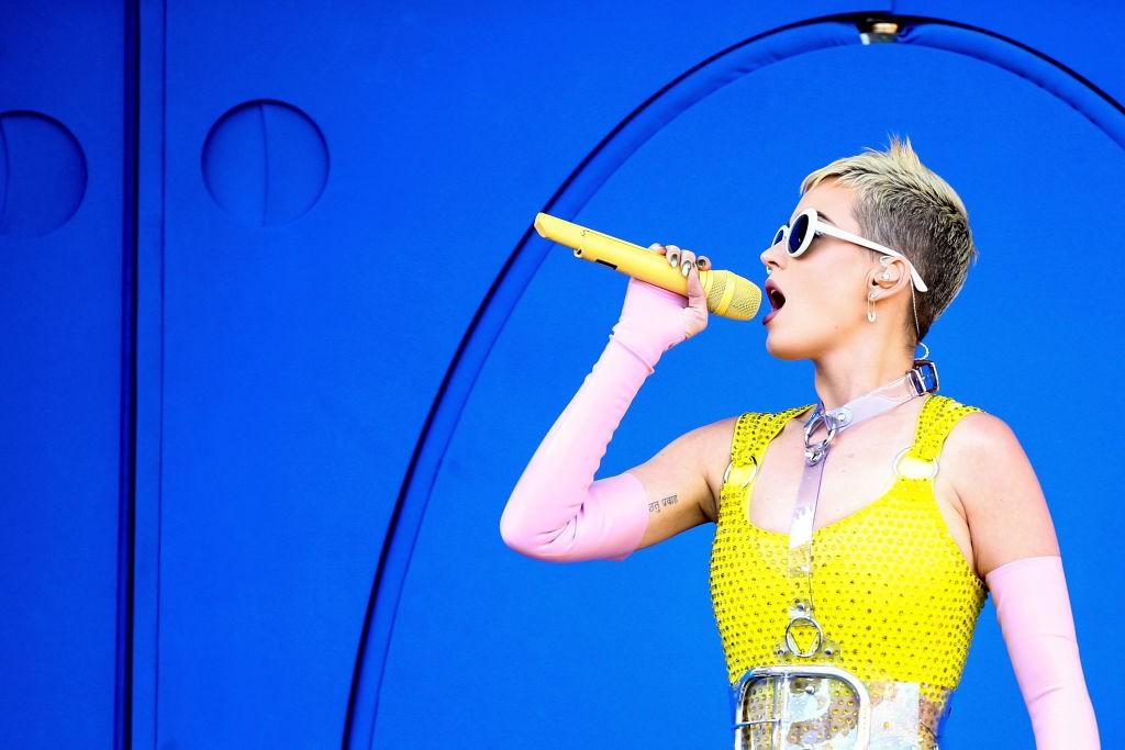 Katy Perry é a pessoa com maior número de seguidores no Twitter (Foto: Getty Images)