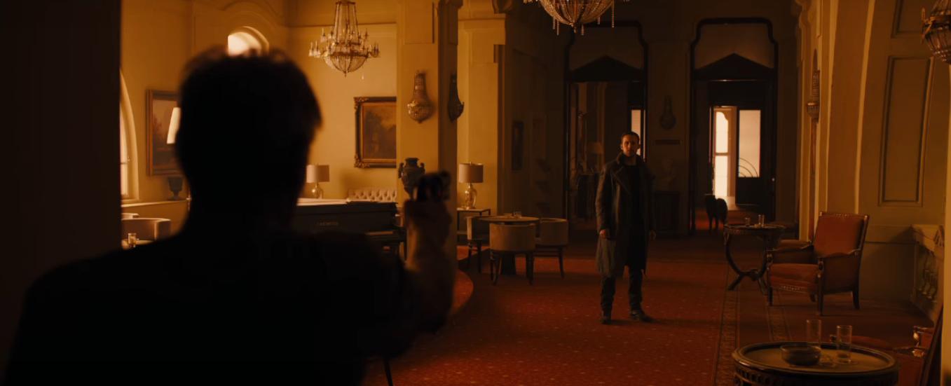 Cena de teaser de Blade Runner 2049 (Foto: Reprodução/Youtube)
