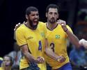 Ouro no Rio motiva Lucarelli e Wallace a buscarem mais títulos na temporada
