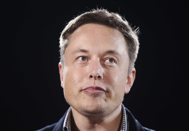 Elon Musk, o criador da Tesla e da SpaceX (Foto: Getty Images)