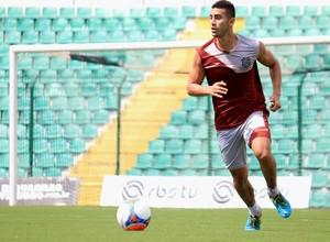 Marquinhos Pedroso Figueirense (Foto: Luiz Henrique/Figueirense FC)