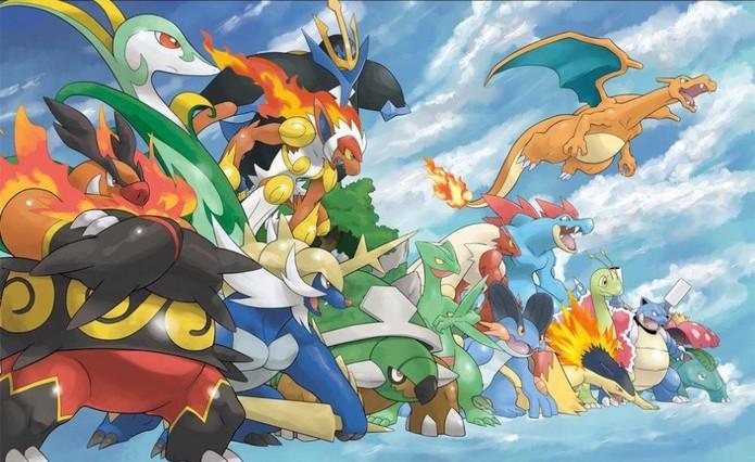 Pokemon X/Y (Foto: Divulgação)