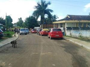 Polícias Federal e Militar estão negociando com suspeitos (Foto: Walmir Santos/Arquivo Pessoal)