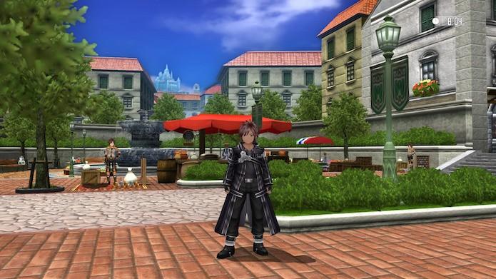 Game é um típico RPG de ação (Foto: Reprodução/Victor Teixeira)