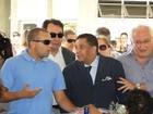 Filha de Wando impede discurso de Agnaldo Timóteo em enterro