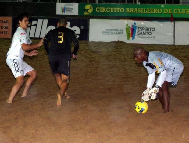 Botafogo vence Rio Branco e avança no Circuito Brasileiro de futebol de areia (Foto: Divulgação/Pauta Livre)