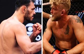 Ultimate anuncia mais cinco lutas para UFC São Paulo, dia 19 de novembro