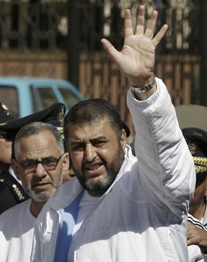 Khairat al-Shater, em foto de fevereiro de 2007 (Foto: Reuters)