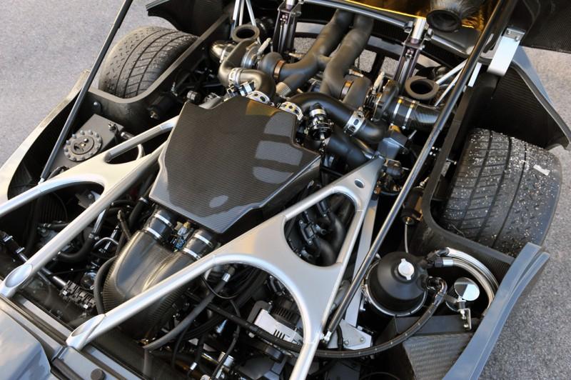 Hennessey Venom GT (Foto: divulgação)