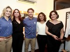 Famosos relembram iniciativas sociais da Globo em evento no Rio