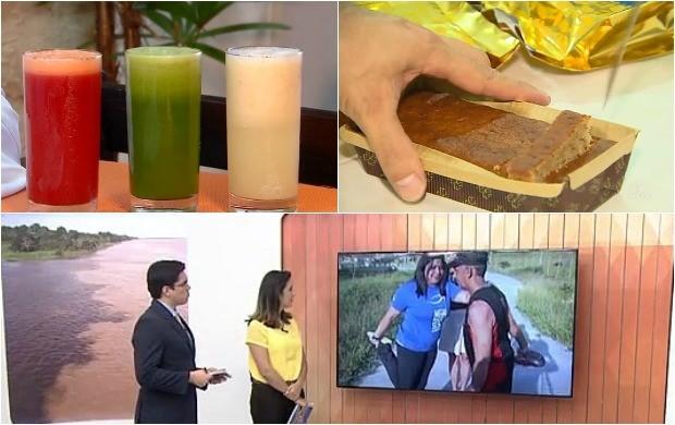 Saúde e qualidade de vida foram destaques do Bom Dia Amazônia (Foto: Bom Dia Amazônia)